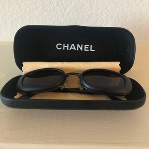 Authentic CHANEL Women's Sunglasses